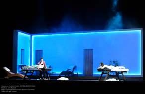 Fondazione Teatro La Fenice MARTINU, MIRANDOLINA Direttore: John Axelrod Regia: Gianmaria Aliverta Scene: Massimo Checchetto Photo ©Michele Crosera